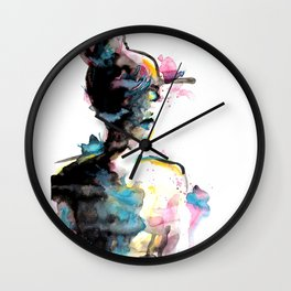 Un Proportion Ed Wall Clock