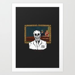 Edward Hopper Art Print