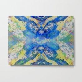 Kaleidoscope Awakening Metal Print