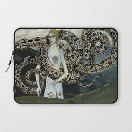 Serpents and Mountains Laptop Sleeve