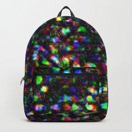 Metal Old Colorful Backpack