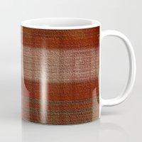 navajo Mugs featuring Navajo by Fernando Vieira