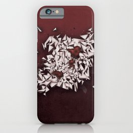 Rubies iPhone Case