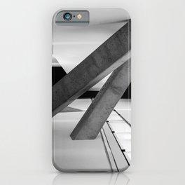 Between the Lines iPhone Case