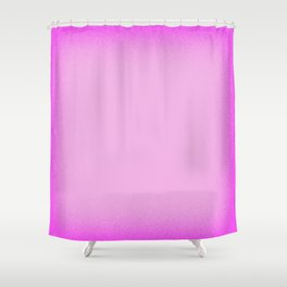 Pink Shimmer Shower Curtain
