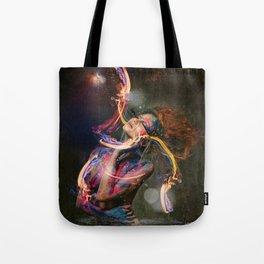 Splatter Tote Bag