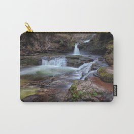 Waterfall country, South Wales Carry-All Pouch