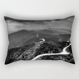OUTTA HERE Rectangular Pillow
