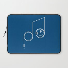 Musical note Laptop Sleeve