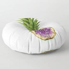 PINEAPPLE QUARTZ Floor Pillow