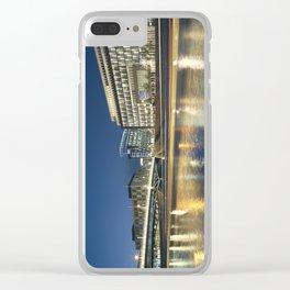 Berlin Regierungsviertel Clear iPhone Case