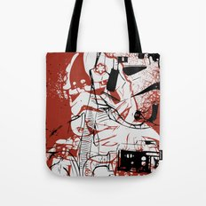 AT-AT Driver and Navigator Tote Bag