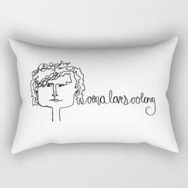 oona loves oolong Rectangular Pillow