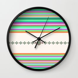 BASQUE DESIGN Wall Clock