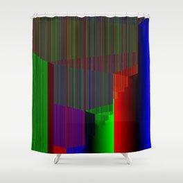 R Experiment 3 (quicksort v1) Shower Curtain