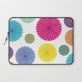 Paper Umbrellas Laptop Sleeve