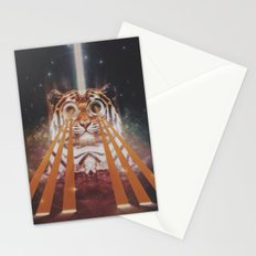 Tiger Wow Stationery Cards