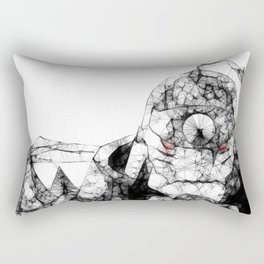 Alphonse Elrich Rectangular Pillow