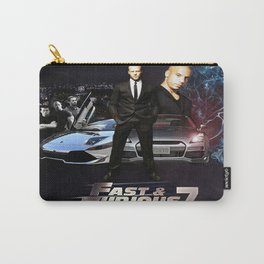 Fast n furious 7 Carry-All Pouch