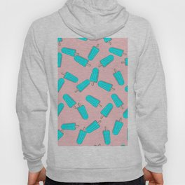 CUTE SUMMER PASTEL ICE CREAM PATTERN Hoody