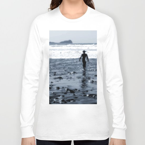 Mad life ( Hold me up ) Long Sleeve T-shirt