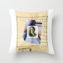UC1501 Throw Pillow