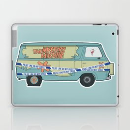 Busted: Mystery Machine Laptop & iPad Skin