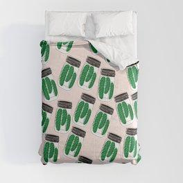 Pickles Jar Comforters