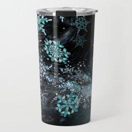 Snow Goddess Travel Mug