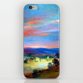 John Constable Hampstead Heath iPhone Skin