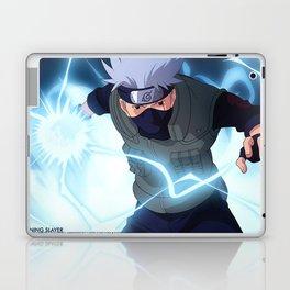Kakashi Hatake Naruto Sharingan Laptop & iPad Skin