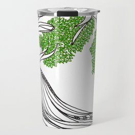 Bowing Tree Travel Mug