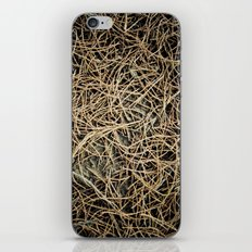 Ground Cover iPhone & iPod Skin
