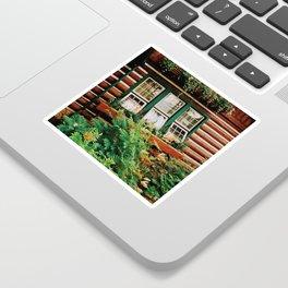 Cabin life Sticker