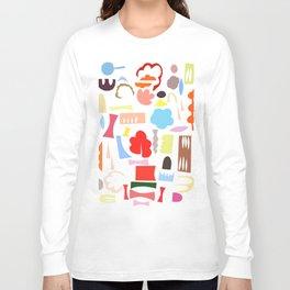 la ville II Long Sleeve T-shirt