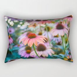 Growing Freely Rectangular Pillow