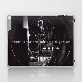 There Is Nothing So Stable As Change Laptop & iPad Skin