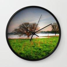 Nygren Wetlands Wall Clock