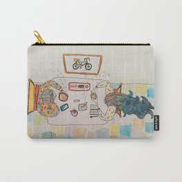 love conversations Carry-All Pouch