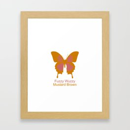 Ulysses Butterfly 12 Framed Art Print