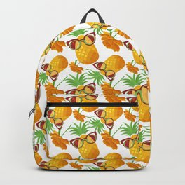 Pineapples with Glasses Backpack