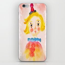 Clowning Around iPhone Skin