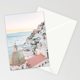 Dreaming of Santorini Stationery Cards