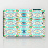 striped iPad Cases featuring Striped out by Truly Juel