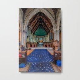 Holy Trinity Church Metal Print