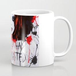 SHIRLEY MANSON (GARBAGE) Stupid Girl artwork Coffee Mug