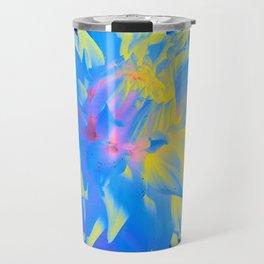 Dahlia in Color Travel Mug