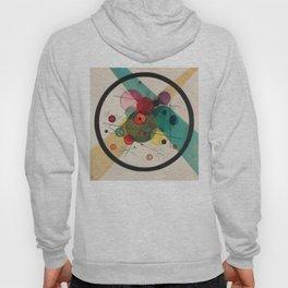 Kandinsky - Circles in a circle Hoody