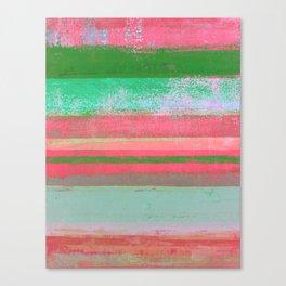 Toppled Canvas Print