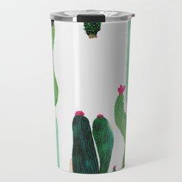 vertical cactus 2.0 Travel Mug